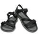 Crocs Swiftwater Webbing - Sandales Femme - noir